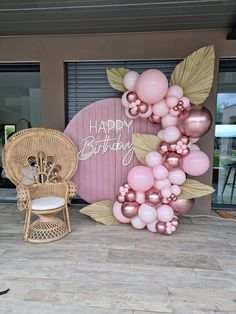 30th Birthday Party Ideas For Women, 15th Birthday Decorations, Creative Birthday Gifts, 2nd Birthday Party Themes, Birthday Parties, Quinceanera Decorations, Balloon Decorations Party, Balloon Garland, Baby Shower Decorations