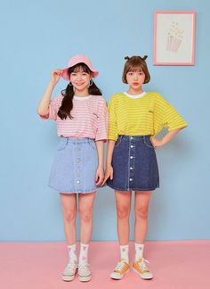 #Icecream12 daily2017 #twinlook summer style