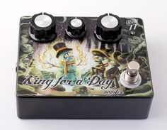 Custom 77 King for a Day Booster – Give Away Reminder