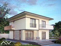 Model casa 195