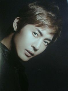 Hyun Joong is just gorgeous