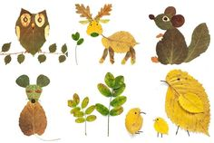 Image result for leaf man art project
