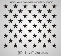 patriotic stencil 125 inch stars proud american flag country art signs u paint crafts
