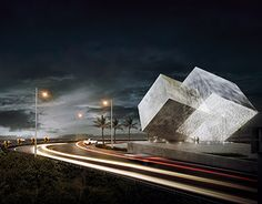 """Check out new work on my @Behance portfolio: """"The Memorial - Matte Paiting / CGI Experimenting"""" http://be.net/gallery/31783679/The-Memorial-Matte-Paiting-CGI-Experimenting"""
