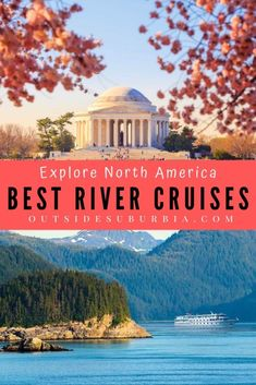 Did you know about these amazing river cruises in the US? No passports needed to enjoy the culture, cuisine & explore different ports of call in America. Canada Travel, Travel Usa, Beach Travel, Alaska Travel, American River Cruises, Best River Cruises, Mississippi River Cruise, American Cruise Lines, Netflix