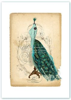 'Peacock Bustle' mannequin