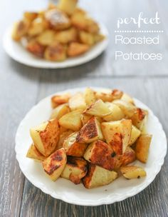 3 secrets to perfect oven roasted potatoes