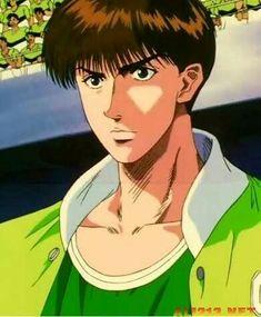 💚 Kenji fujima 💚 of slam dunk Slam Dunk Anime, Slammed, Heart, Anime Girls, Guys