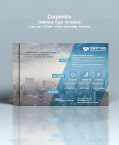Corporate Flyer Template PSD   Buy and Download: http://graphicriver.net/item/corporate-flyer-template/8778889?WT.ac=category_thumb&WT.z_author=nazmul57&ref=ksioks