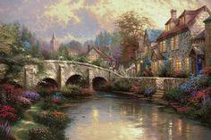 Cobblestone Brook