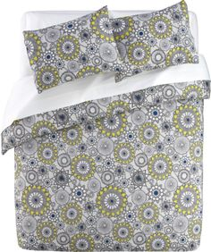 nitto organic bed linens in bed linens, bath linens | CB2