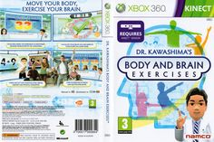 Xbox 360 Kinect Body Brain Exercises Increase Your Mental Power at http://FailedMemory.com