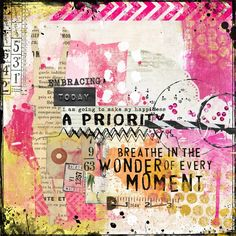 Embracing today Angie Young Designs at scrapbookgraphics