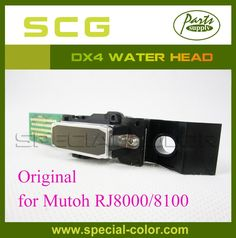DX4 water base print head for mutoh printer