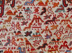 Turkish rug.