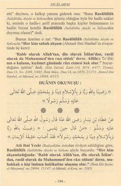 Raditü billahi rabba... zikri ve faziletleri - Cübbeli Ahmet Hoca'dan Dua ve Zikirler