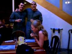 """This is so cute and original.....""""Air Force Cadet Pulls Off Top Gun Style Proposal in Restaurant"""""""