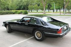Euro 1985 Jaguar XJS Coupe 5-Speed