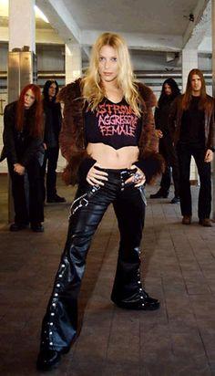 I like Alissa, she's pretty badass herself. But Angela had a certain rawness and power