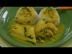 Coconut Turmeric White Fish Recipe