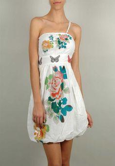 DESIGUAL vestido 21V2075 1000