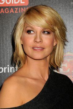 short hairstyles jenna elfman Jenna Elfman haircut Haircuts Pinterest