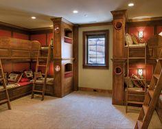 Kids Bunk Beds Design