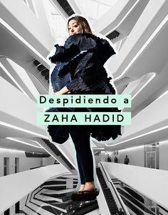 El mundo acaba de perder a una de las únicas dos mujeres que han ganado El Premio Pritzker considerado el más prestigiado en la arquitectura. Zara Hadid.