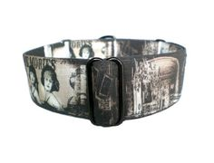 Lost in Time Vintage Martingale Dog Collar by TheEclecticHound on Etsy. $23+