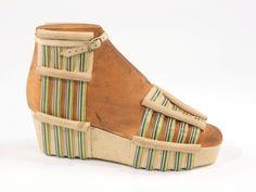 Prototype Sandals - 1939 - by Steven Arpad