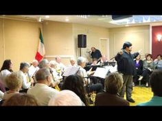 Funiculli Funiculla by Sarasota Mandolin Orchestra with #SpinellaTenor conducting #Italian #Music #Tradition