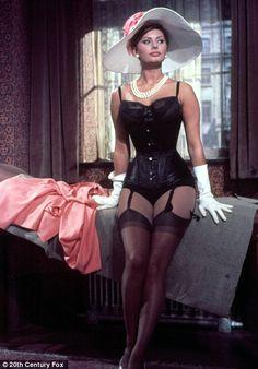 the 1960 film The Millionairess, made famous by Italian screen siren, Sophia Loren.