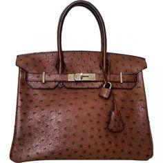 Hermes Birkin Bag on shopstyle.co.uk