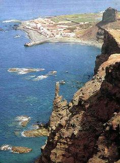 PUERTO DE LAS NIEVES AGAETE 1970 Canario, Canary Islands, Spain, Nature, Travelling, Outdoor, Holidays, Home, Antique Photos
