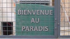Le Paradis est à Paris! photo Laurence Wichegrod