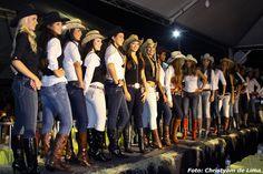 Concurso Rainha do Rodeio