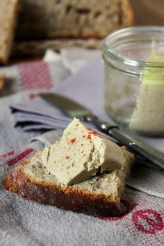 Foodisterie - Lifestyle - Home-Made Foie Gras, Top Recipes, Raw Food Recipes, Sweet Recipes, Drink Recipes, Vegetarian Day, Vegetarian Recipes, Tostadas, Vegan Pate