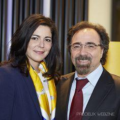Céline Richard and Carlo Palmiero © Olivier Braive for Précieux webzine #Baselworld #Watch #Jewelry #Behindthescene #Palmiero #Italianjewelry