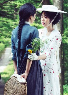 Lady Izumi Hideko from The Handmaiden definitely knew how to turn the tables on others.