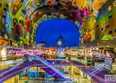 Markthal, Rotterdam. It's already legend.