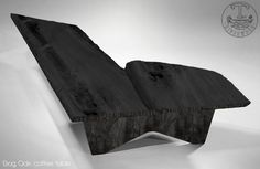 Coffee table Bog Oak 800-6500 years old office@riverwood.eu Designed by Davide Del Gallo