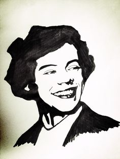 Harry styles pop art. $10.00, via Etsy.