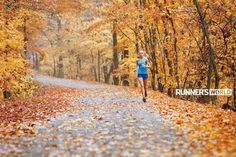 Love summertime and running in the sun, but can't wait to run in the fall.