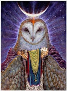 High priestess, Godd