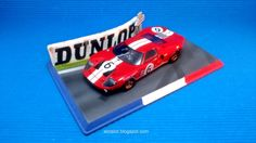 Diorama Le Mans Mulsanne Corner #slot #diorama #132scale #base  #scalextric #ninco #carrera #slotit #diecast #hotwheels #resin #forsale #miniature #art #airbrush #modelism #hobby #modelismo #rally #lemans #corner #curva #mulsanne #classic #kit #diy #wec #wrc #oldschool #lemans24h #ford #gt #gt40 #artisan #classiccar