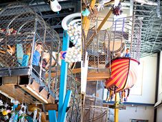 Children's Museum of Phoenix - went here with the kids when we visited Grammy. It was awesome. No lie.