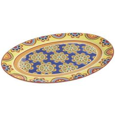 Mexicali Oval Platter - $29.95