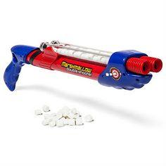 Reason Why I'm Broke: Marshmallow Gun