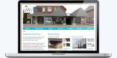 Ter Mors Wonen: Website ontwerp, Logo, Huisstijl, Drukwerk