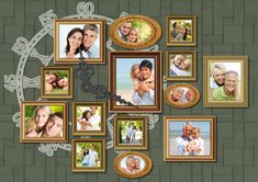 Photo Collage Templates | Photo Collage Maker - Picture Collage Maker